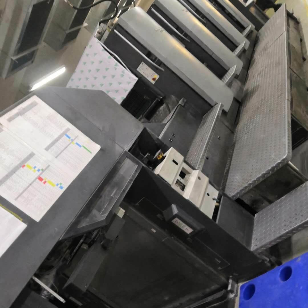 转让CD102-4海德堡印刷机