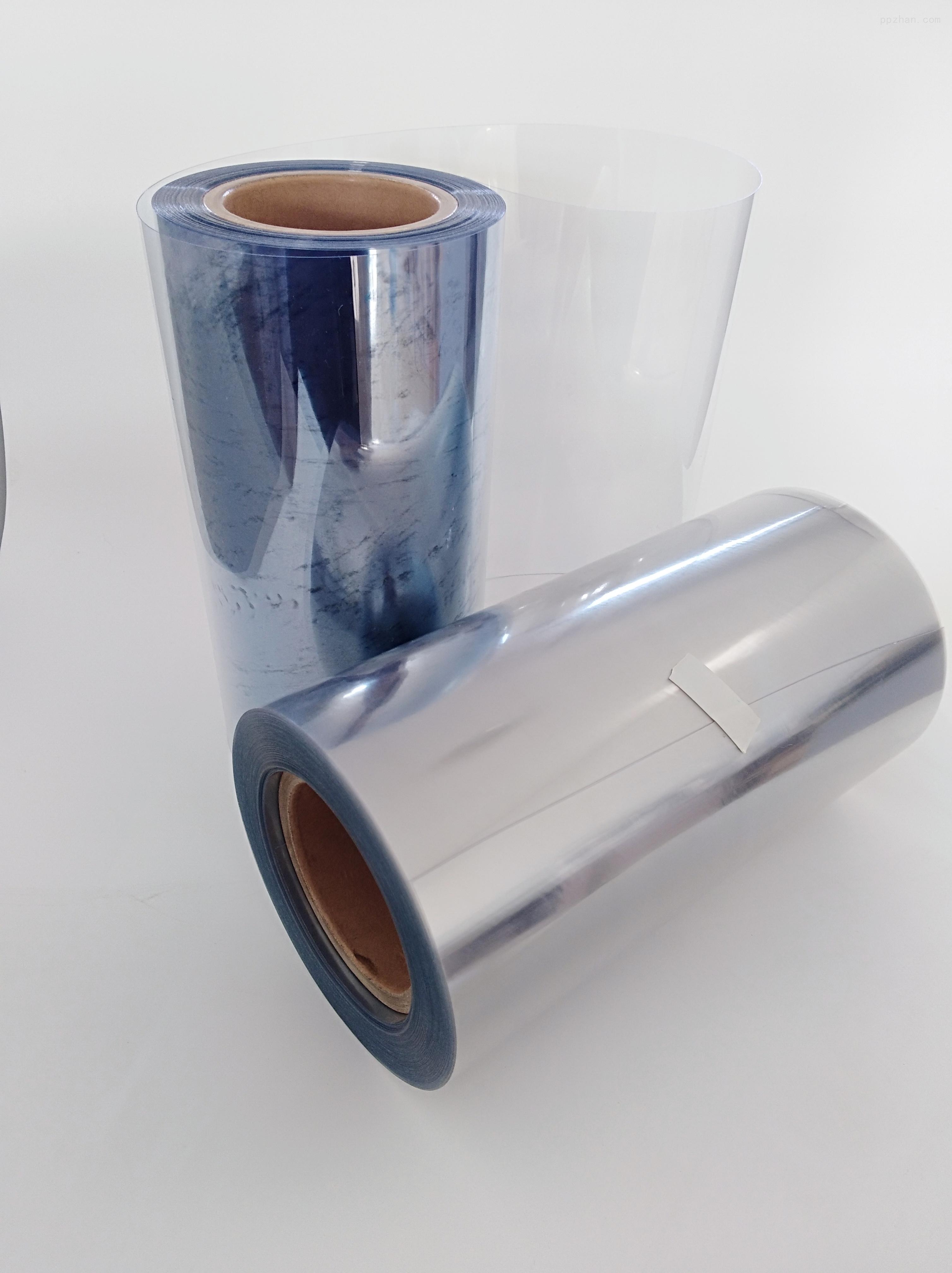 保健品用PVC定做透明医药食品用聚氯乙烯