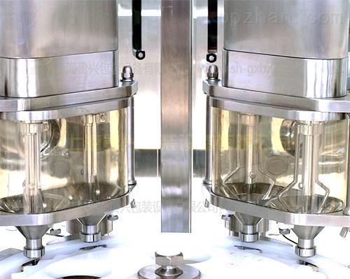 粉剂灌装旋(轧)盖机