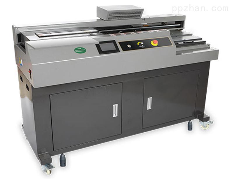 HC-878BM智能双模变频胶装机