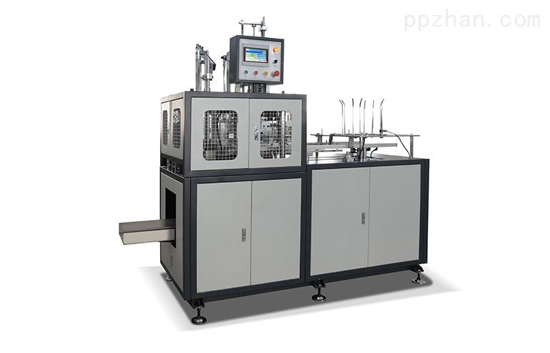 QJ-B全自动智能纸餐盒机(单格、多格)