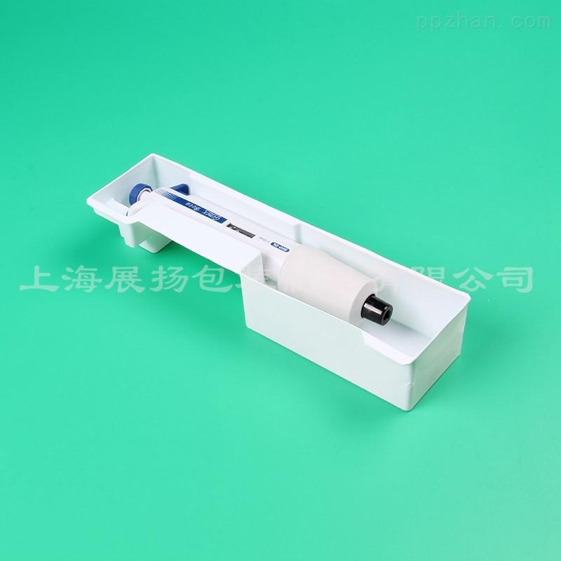 厂家定制白色内托,检测仪包装内衬,医用塑料包装盒