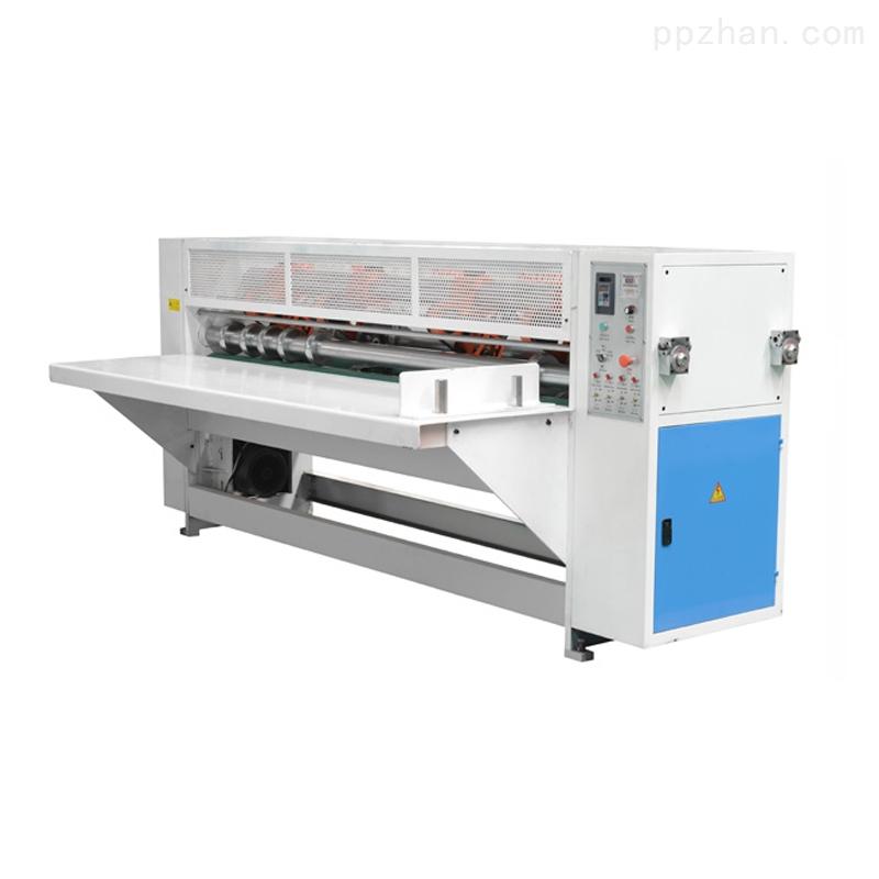 薄刀型分纸压线机