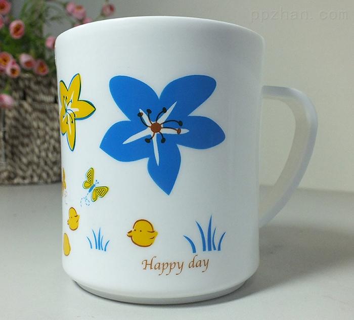 塑料茶杯漱口杯