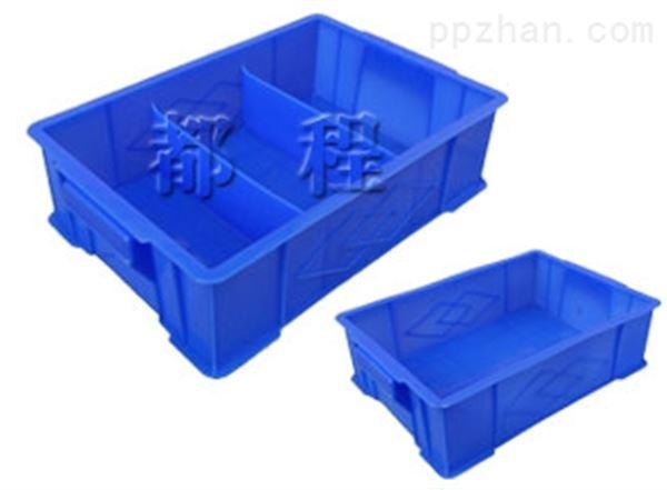 X265/265-1塑料周转箱(可带隔板)