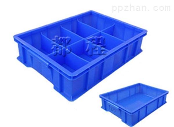 X267/267-1塑料周转箱(可带隔板)