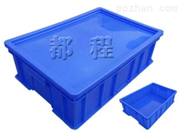 X222塑料周转箱(箱盖可选)