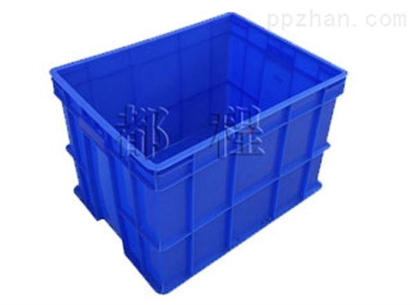 X220塑料周转箱(箱盖可选)