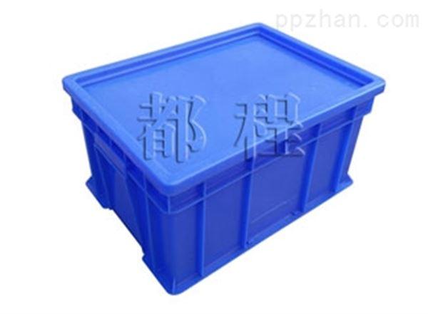 X210塑料周转箱(箱盖可选)