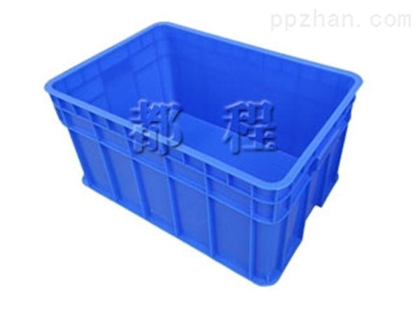 X169塑料周转箱(箱盖可选)