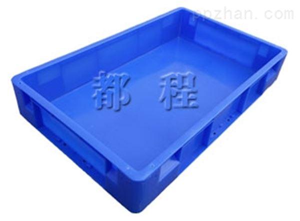 X139塑料周转箱(韩式加强型)