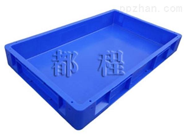 X124塑料周转箱(韩式加强型)