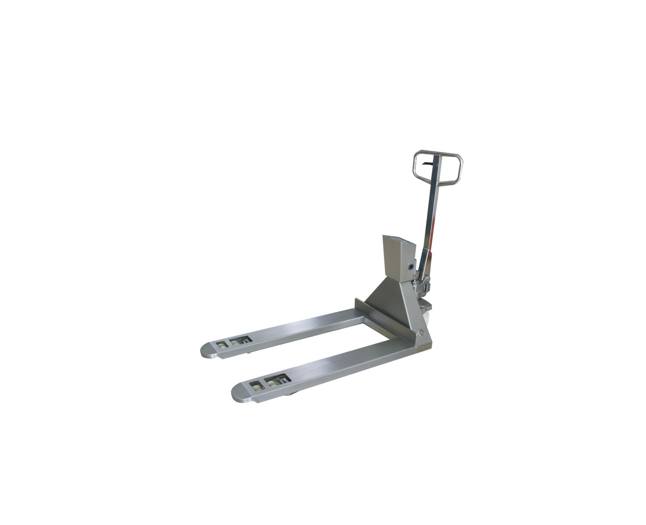 【亚津】全不锈钢叉车秤 防水叉车秤 不锈钢地牛秤