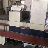 天津出售小森6+1印刷机