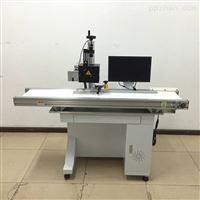 全自动化光纤激光打标机流水线用视觉激光打标设备