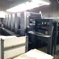 出售海德堡CD102-4色印刷机