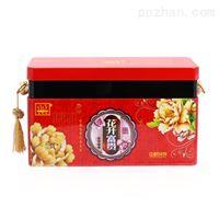 长方形中秋月饼马口铁盒 免费设计粽子铁罐 铁盒订制