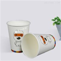 9盎司广告纸杯定制,一次性纸杯厂家