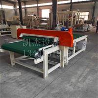 供应岩棉板分条机玻璃棉切条机陶瓷纤维棉裁条机分层切割机设备