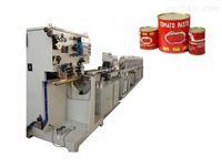 食品圆罐半自动生产线