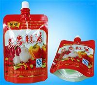 辣椒酱包装袋(自立吸嘴包装袋)