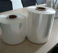 现货pof热收缩膜袋厂家 热收缩袋包装对折膜 透明pof瓶口收缩膜