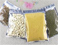 食品铝箔袋,阴阳拉链自立袋,阴阳镀铝拉链袋