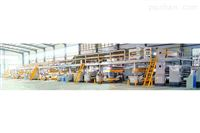 瓦楞纸板生产线